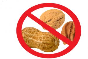 noix interdites